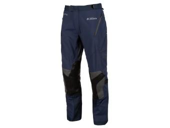 Motorradhose Klim Kodiak Redesign Gore Tex Pants navy blau grau