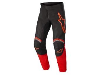 Crosshose Alpinestars Fluid Speed Pants 2022 black bright red