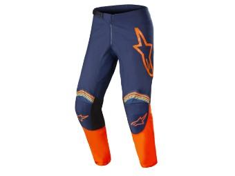 Crosshose Alpinestars Fluid Speed Pants 2022 dark blue orange