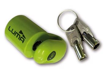 Bremsscheibenschloss Luma P&W Klein 5mm