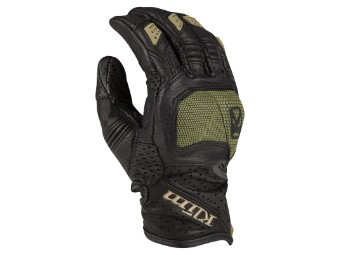 Handschuhe Klim Badlands Aero Pro Short Gloves sage
