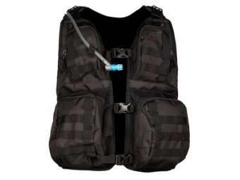 Weste Klim Arsenal Vest stealth black