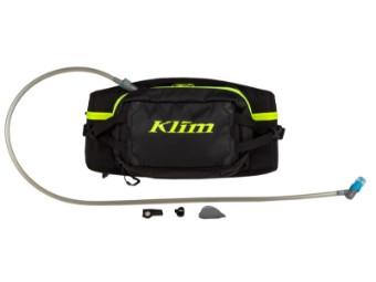 Gürteltasche Klim XC Aqua Pak Hip Bag Trink-Hüfttasche, Trinkblase
