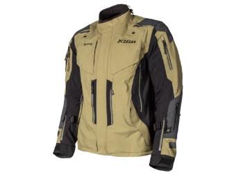 Motorradjacke Klim Badlands A3 Jacket vectran sage black