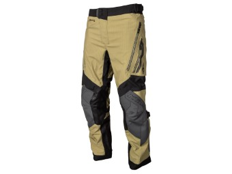 Motorradhose Klim Badlands A3 Pants vectran sage - black