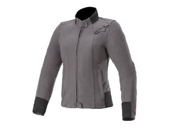 Motorradjacke Alpinestars Banshee Women Fleece melange grey