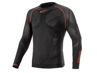 Funktionsshirt Alpinestars Ride Tech V2 Top Long Sleeve Summer Langarm