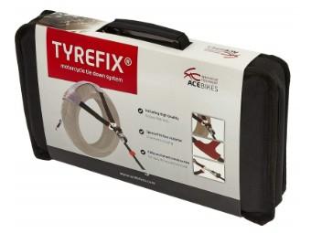 Motorradspanngurt ACEBIKES TyreFix Vorderrad Hinterrad Spanngurt Transport