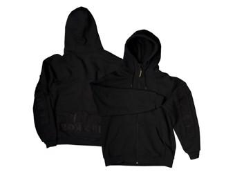 Kapuzenjacke Rokker Zip Sweater black