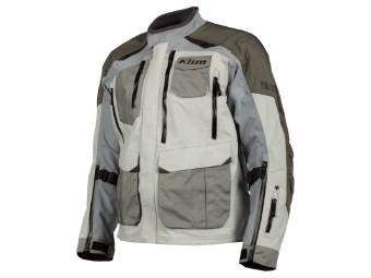 Motorradjacke Klim Carlsbad Redesign Jacket Cool Gray