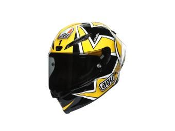 Race Helm AGV Pista GP RR Laguna Seca 2005 VR46 Motorradhelm Integralhelm Carbonhelm