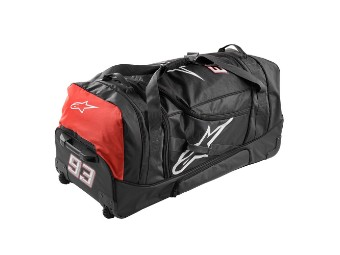 Reisetasche Alpinestars MM93 Gear Bag black red Marc Marquez