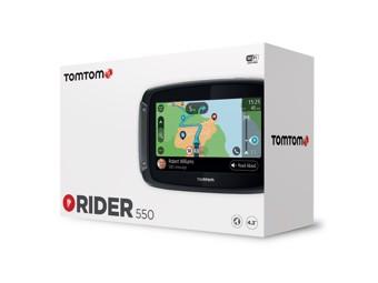 Navigation TomTom Rider 550 World Pack