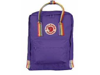Rucksack Fjäll Räven Kanken Rainbow Tagesrucksack Daypack 16 Liter