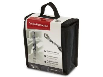 Spanngurtset ACEBIKES Cam Buckle Strap Duo Ratchet Kit