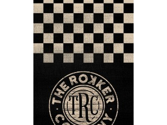Halstuch Rokker Tube Checker Board 8147