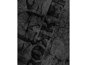 Halstuch Rokker Tube Logo Stone Dark Grey 8154