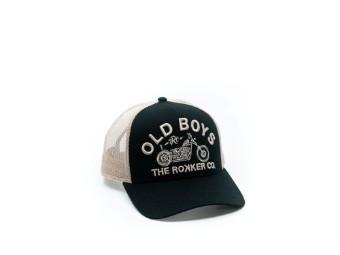 Schirmmütze Rokker Old Boys Trucker Snapback Cap