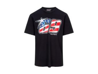 T-Shirt Nicky Hayden 69 MotoGP Legends NH69