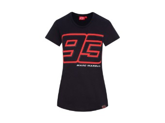 T-Shirt MM93 Marc Marquez Fluo Women Big Logo