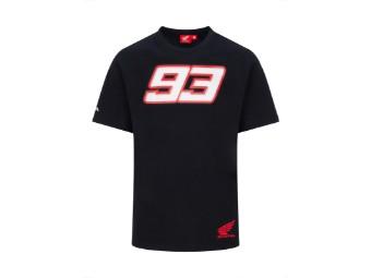 T-Shirt Dual Honda MM93 Marc Marquez MotoGP