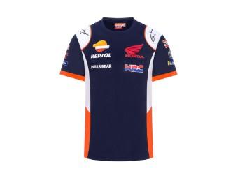 T-Shirt Repsol Honda Official Teamwear Replica 2020