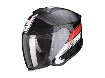 Helm Scorpion Exo S1 Crossville schwarz rot