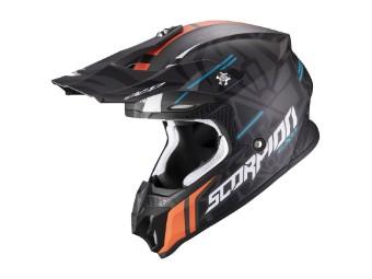 Crosshelm Scorpion VX 16 Air Rok II Replica MX Motocross