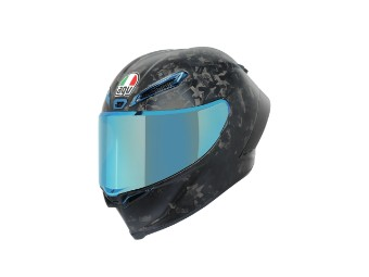 Race Helm AGV Pista GP RR Futoro Carbonio Forgiato Elletro Iridium