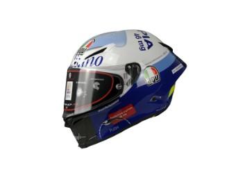 Race Helm AGV Pista GP RR Misano 2020 La doppia di Misano Motorradhelm Integralhelm Carbonhelm