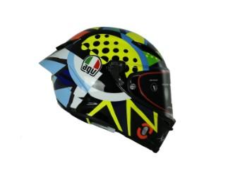 Race Helm AGV Pista GP RR Winter Test 2020 Motorradhelm Integralhelm Carbonhelm