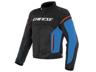 Motorradjacke Dainese Air Frame D1 schwarz blau rot