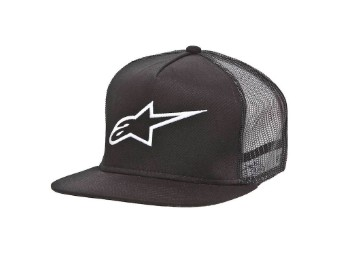 Cap Alpinestars Corp Trucker Hat black