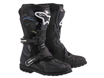 Gore Tex Stiefel Alpinestars Toucan Boots black