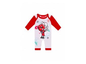 Baby Body Onesie Marc Marquez MM93 Cartoon Ant Babystrampler