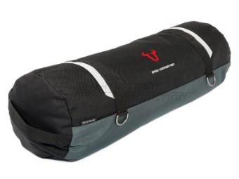 Hecktasche Tentbag 22 L schwarz