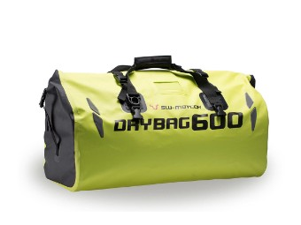 SW MOTECH Hecktasche Drybag 600 neongelb Motorrad Gepäck