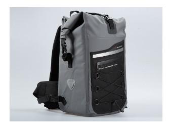 SW MOTECH Rucksack Drybag 300 grau 30 Liter