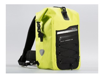 SW MOTECH Rucksack Drybag 300 neongelb 30 Liter Motorradrucksack