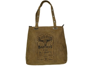 54 Black Bourbon Americano Shopper braun