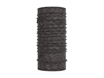 Halstuch Buff Lightweight Merino Graphite Stripes Multifunktionstuch Merinowolle