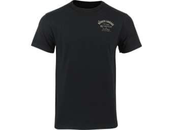T-Shirt Rokker Garage black