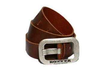Gürtel Rokker Corona Belt brown