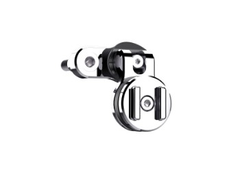 Clutch Mount Pro Chrome Halterung silber SP Gadgets SP Connect
