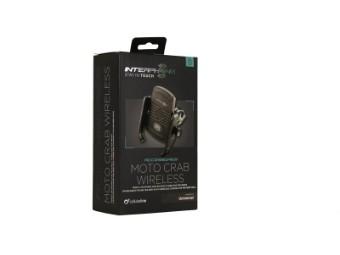 Moto Crab Wireless Handyhalterung Lenkerhalterung