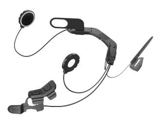 Sprechanlage Schuberth SC10UA passend für C3 Pro C3 und E1 Bluetooth Interkom