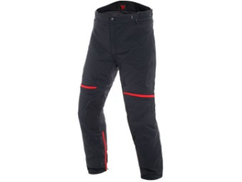 Motorradhose Dainese Carve Master 2 Gore Tex Pants schwarz/rot