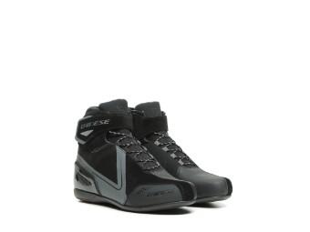 Schuhe Dainese Energyca D-WP Waterproof Shoes schwarz anthrazit