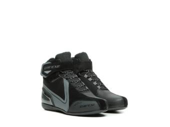 Schuhe Dainese Energyca Lady D-WP Waterproof Shoes schwarz anthrazit