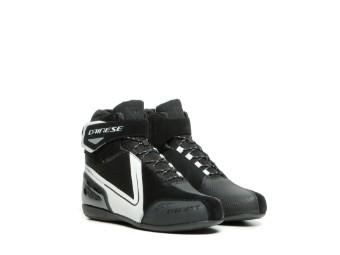 Schuhe Dainese Energyca Lady D-WP Waterproof Shoes schwarz weiß